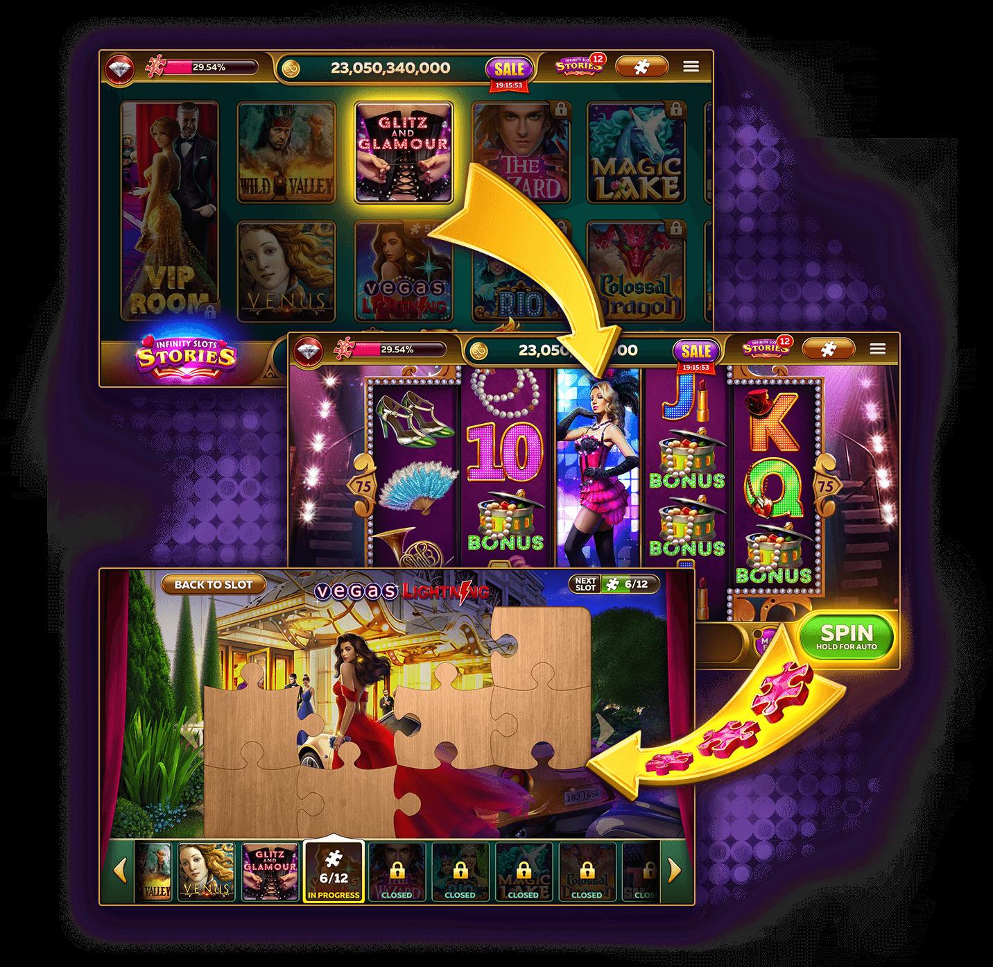 How to Play Infinity Slots Free Casino