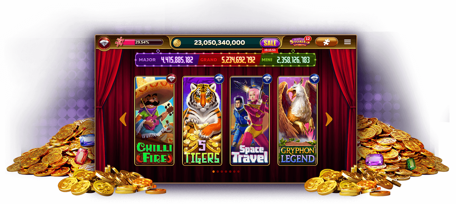 Casino VIP Room Infinity Slots
